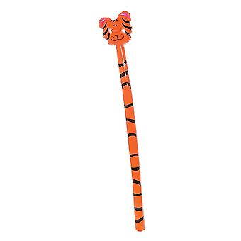 Inflatable tiger toy