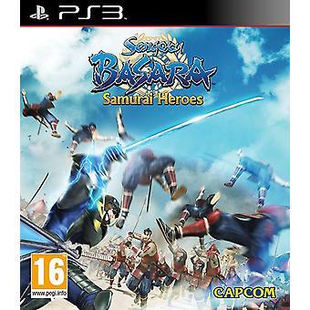 Sengoku Basara Samurai Heroes PS3 Spiel