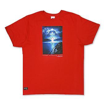 LRG Day & Night T-shirt Red