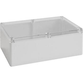 Bopla EUROMAS M 240 G Universal enclosure 250 x 160 x 90 Polycarbonate (PC) Light grey 1 pc(s)