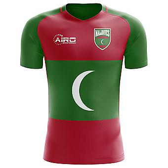 2018-2019 Maldives Home Concept Football Shirt
