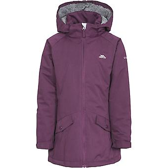 Trespass Girls Moonstar Waterproof Windproof Insulated Jacket Coat