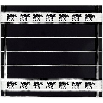 DADDY Tea towel cow 60x65cm 6pcs