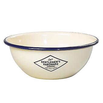 Gentlemen's Hardware Enamel Bowl