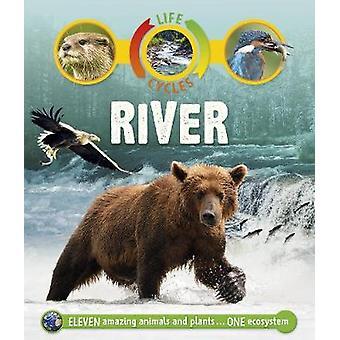 Cycles de vie - rivière par des Cycles de vie - rivière - livre 9780753442845