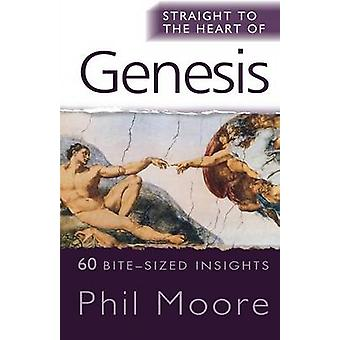 Straight to the Heart of Genesis - 60 Bite-sized Insights by Phil Moor