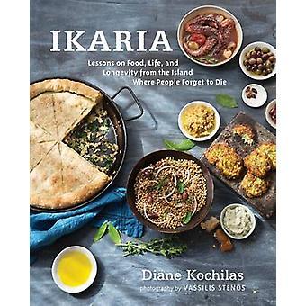 Ikaria by Diane Kochilas - Vassillis Stenos - 9781623362959 Book