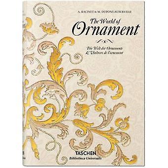 The World of Ornament by David Batterham - 9783836556255 Book