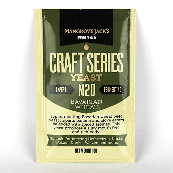 Mangrove Jacks Craft Series M20 Bavarian Wheat Yeast