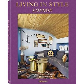 Living in Style London by teNeues - 9783961710065 Book