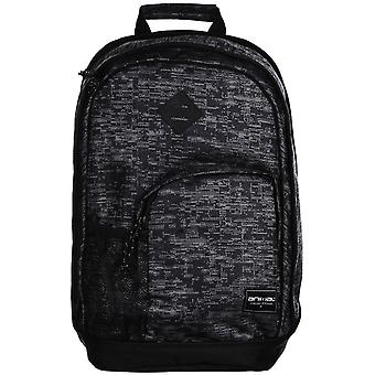 Animal Black-Grey Park - 23 Litre Backpack