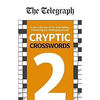 De Telegraaf cryptische Crosswords 2-9780600635246 boek