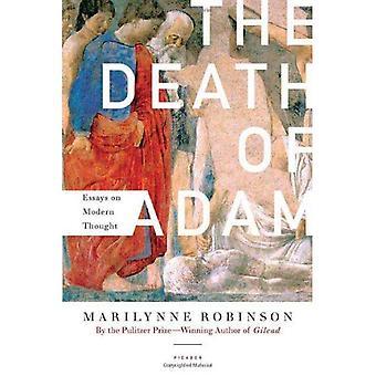 Döden av Adam: essäer om moderna tanken