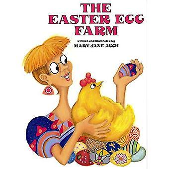 La fattoria di uovo di Pasqua