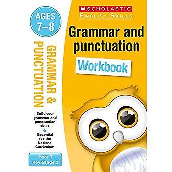 Grammatik und Zeichensetzung Jahr 3 Arbeitsmappe (scholastischen Englisch-Kenntnisse)