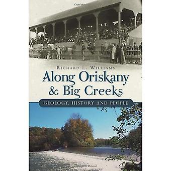 Le long de Oriskany & gros ruisseaux