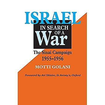 Israele in Search of War