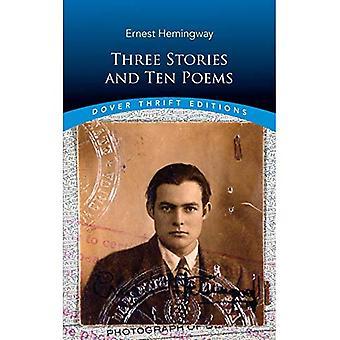 Tres historias y diez poemas