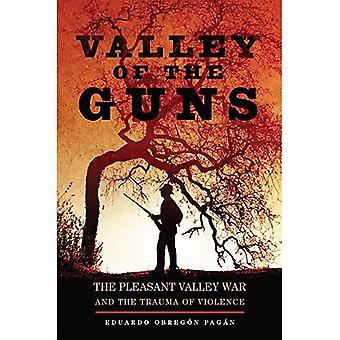 Vale das armas: A guerra de Pleasant Valley e o Trauma da violência