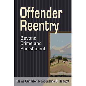 Gärningsmannen Reentry: Beyond brott och straff
