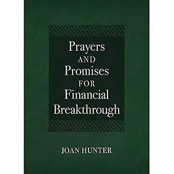 Böner och löften för finansiella genombrott
