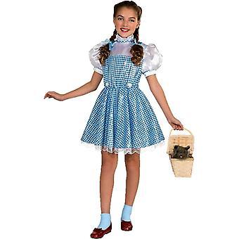 Wizard Of Oz Dorothy Child Costume