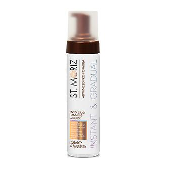 St. Moriz Advanced Pro Formel Insta-Grad Self Tanning Mousse