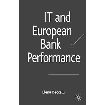IT and European Bank Performance by Beccalli & Elena