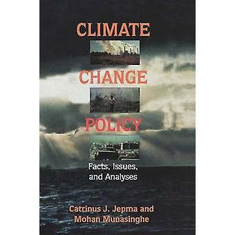 Climate Change Policy by Jepma & Catrinus J.