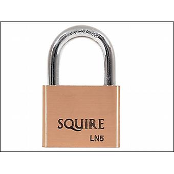 LN5 LION BRASS PADLOCK 50MM