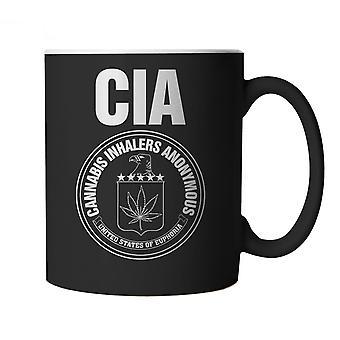 CIA Cannabis Inhalers anonym, krus