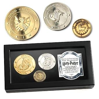 Harry Potter Gringotts banco Coin Collection