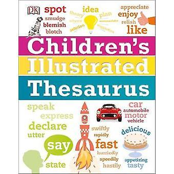 Children's Illustrated Thesaurus by DK - 9780241286975 Book