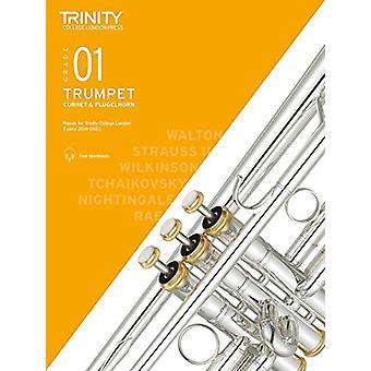 Trumpet - Cornet & Flugelhorn Exam Pieces 2019-2022 Grade 1 by Tr