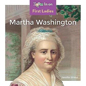 Martha Washington by Jennifer Strand - 9781532120206 Book