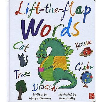 Lift-the-Flap Words - 9781911242963 Book