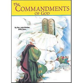 The Commandments of God by Thomas Aquinas - Jude Winkler - 9780899425