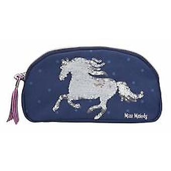Depesche Miss Melody 10276 Cosmetic Bag Blue