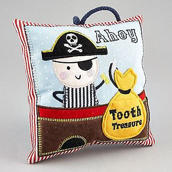 Tooth Fairy Cushion Pirate