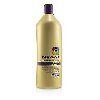 Pureology Nano Works Gold Condition (Youth-Renewing Formula For Demanding Colour-Treated Hair) 1000ml/33.8oz