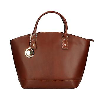 Handbag made in leather P9027