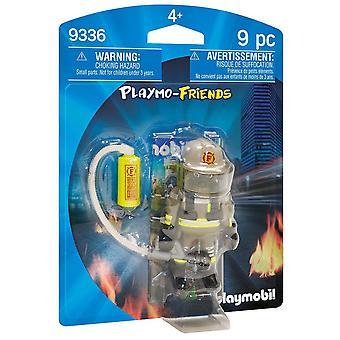 Playmobil أصدقاء Playmobil رجال الإطفاء
