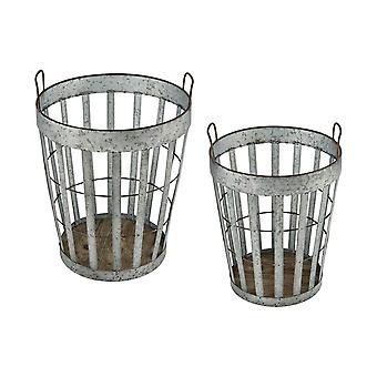 Applejack baskets
