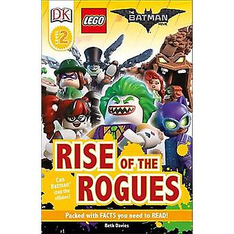 DK Readers L2 - The Lego(r) Batman Movie Rise of the Rogues by Beth Da