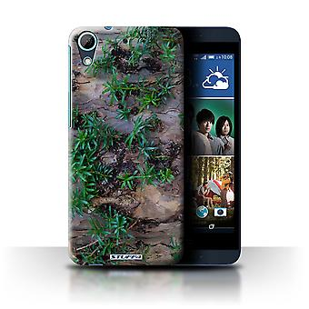 STUFF4 Case/Cover for HTC Desire 626G+/Plant/Leaves/Tree Bark