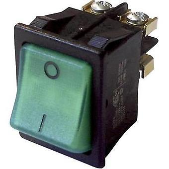 Toggle switch 250 V 16 A 1 x Off/On interBär 3636-250.22 latch 1 pc(s)