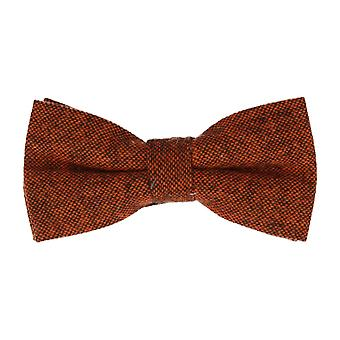 Frédéric Thomass-bound fly loop dark brown Loop bow tie