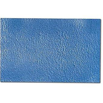 NOCH 60850 Blue, plastic foil with wave pattern