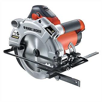 Black and Decker 65 mm circular saw 1400W laser guide