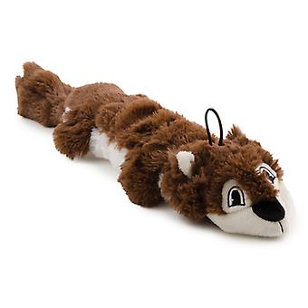 Rope Filled Plush Squirrel Large 36cm (Pack of 6)